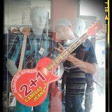 ALMACEN OPORTO: Rock En Cartago, BuenaMar Jeans Rock Band´s #AlmacénOporto