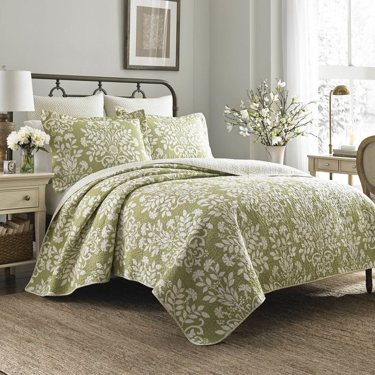 Rowland Reversible Coverlet Set In 2019