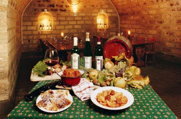 Mátra wine cellar - wine tasting