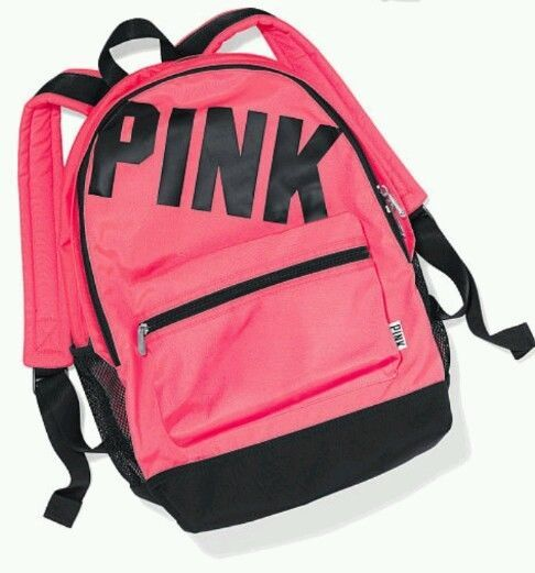 25  best ideas about Pink bookbag on Pinterest | Backpack bags, Vs ...