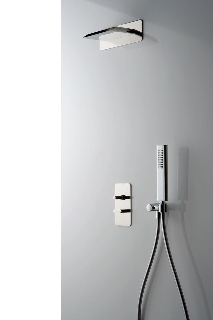17 meilleures id es propos de douche cascade sur pinterest douche de r ve f tes et baignoires. Black Bedroom Furniture Sets. Home Design Ideas