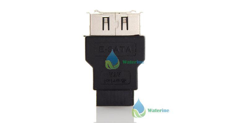 Дешевое Waterine eSATA SATA женский адаптер 24 ч. отправки, Купить Качество Температурные инструменты непосредственно из китайских фирмах-поставщиках:        Мы не обеспечивают номер для отслеживания небольших заказов (заказы цена <$20).              Пожалуйста, запро