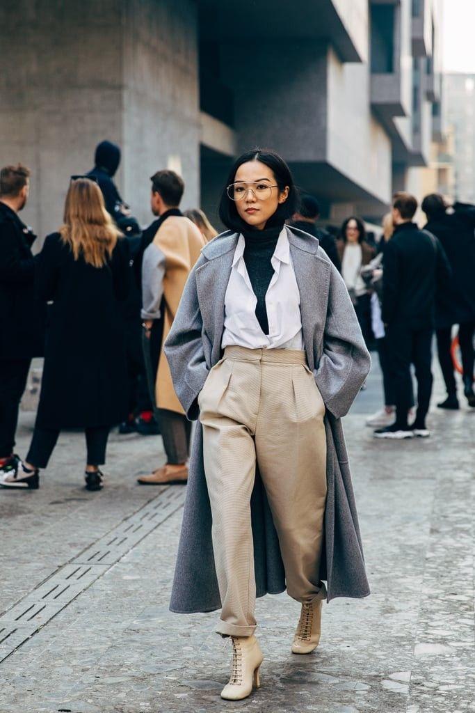 15 Beste Stil Kleider Street Style Fashion Week 2019   damenmode neuemodewelt 20…