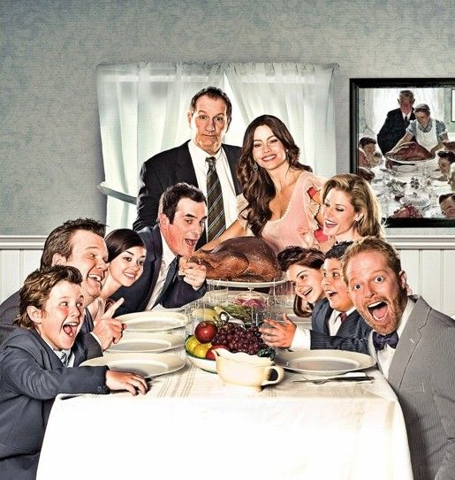 modern family three dinners ending relationship