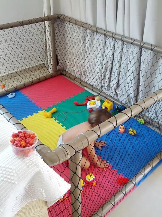 25 Melhores Ideias De Cercadinho De Beb 234 No Pinterest