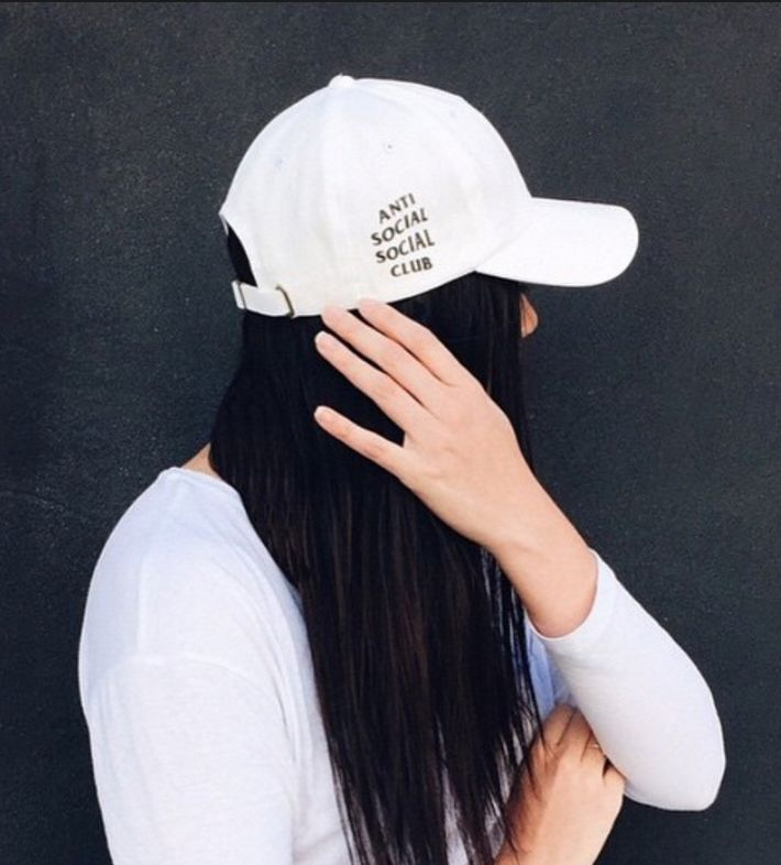 AntiSocial Social Club Hat - OGV