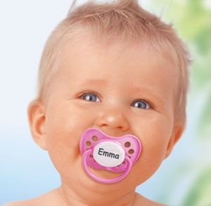 Personalized Baby Pacifiers | Shower Gifts Starting @ $20 @ Custom ...