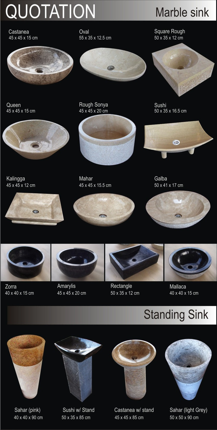 de_atmo@yahoo.com Stone Sink
