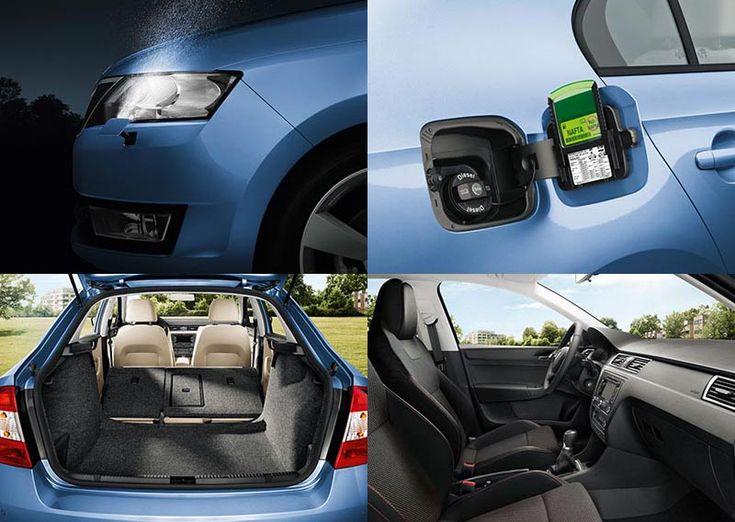 Škoda Rapid 2013 - posebnosti / Skoda Rapid 2013 - speciality