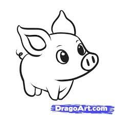 resultado de imagen para animales que se pueden dibujar en una maceta easy cartoon - Simple Cartoon Pics