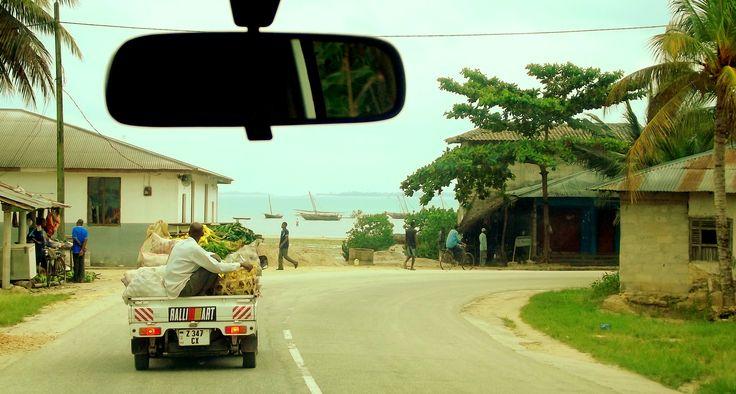 As vantagens de se viver numa ilha: os pontos focais inesperados!