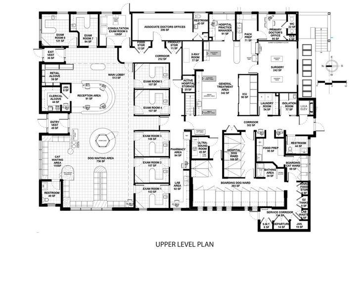 89 Best Building A Vet Practice Floorplans Images On