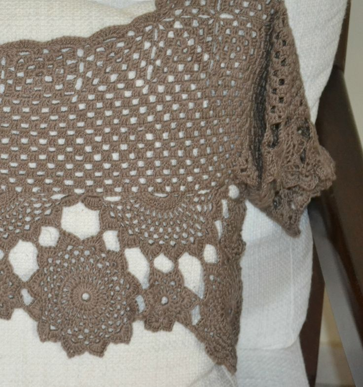 Lovely Crochet Top  ~Made by Ioanna