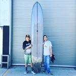 Josh Hall Surfboards @joshhallsurfboards - Instagram photo - 11.0 Fish Simmons bred for local water.  #joshhallsurfboards @101fins #shorelineglassing #findyourcova | P1C.online | View Instagram popular people and photos from your browser.