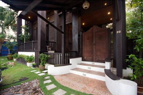 Modern kampung house - Malaysia Premier Property and Real Estate Portal
