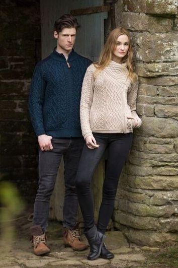 296 Best Irish Aran Sweaters Images On Pinterest