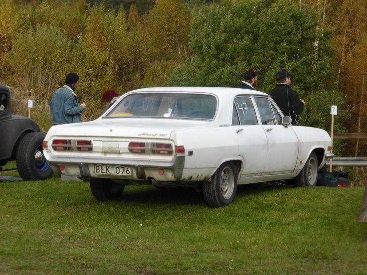 Opel Admiral (A)