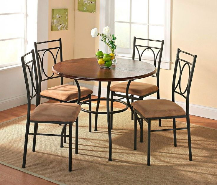 Dining Table And Chair Sets For Small Spaces