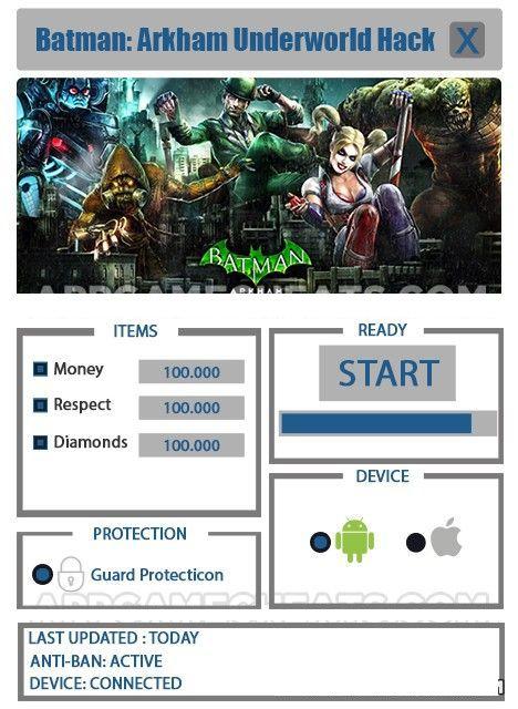 batman arkham underworld apk gameplay