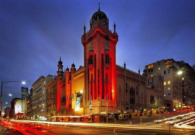 Forum Theatre - the best venue for live music.