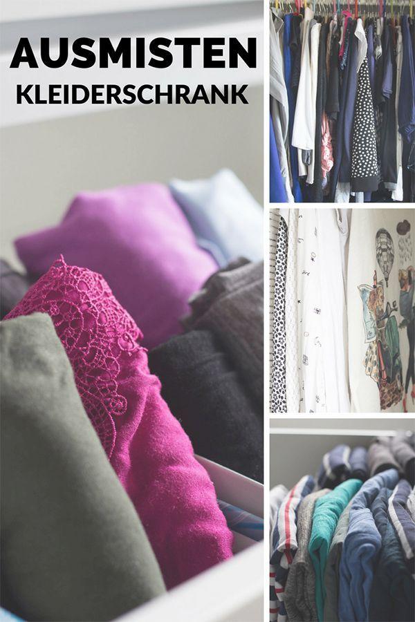 Kleiderschrank Ausmisten Tipps Fur Mehr Ordnung Im Schrank
