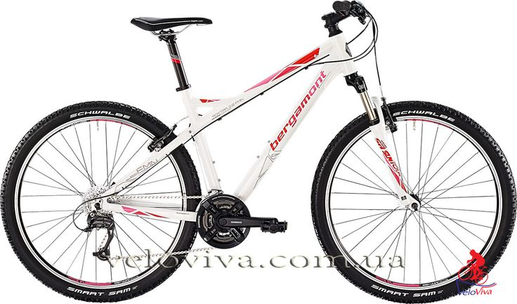 Женский велосипед Bergamont Roxtar 2.0 FMN Год выпуска: 2015 год Размер колеса: 27.5 дюймов Рама: 38 см. / 42 см. / 51 см. Задний переключатель: Shimano RD-M370, SGS Количество скоростей: 3x8-speed Тормоза: Tektro V-Brake  Рама: 38 / 42 / 51 https://veloviva.com.ua/catalog/bike-bergamont/bicycle-bergamont-roxtar-2-0-fmn/