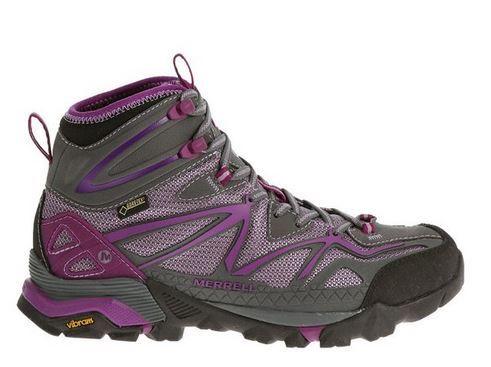 Merrell Capra Waterproof Womens Mid Sport gore tex hiking boots