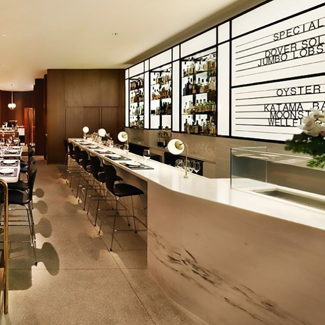 Hassell Luke S Oyster Bar And Chophouse Oyster Bar Home Decor Oysters