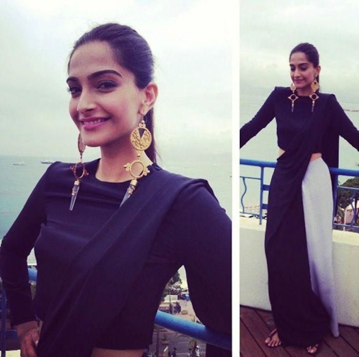 Sonam Kapoor and Vidya Balan Outfits at Cannes 2013 (1) + Poll - http://idlelive.com/2013/sonam-kapoor-and-vidya-balan-outfits-at-cannes-2013-1-poll/