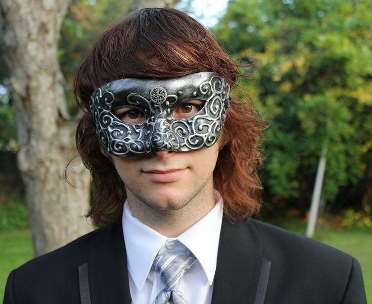 Labrinto (Labyrinth) Mask for Masquerade/Costume/Halloween/Mardi Gras/Wedding/Prom. $44.00, via Etsy.
