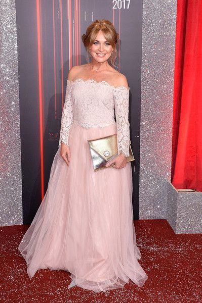 Michelle Hardwick attends The British Soap Awards at The Lowry Theatre on June 3, 2017 in Manchester, England. The Soap Awards will be aired on June 6 on ITV at 8pm.