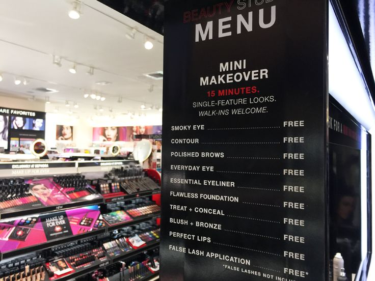 23 Insider Hacks from a Sephora Employee. These are waaay better than thought :)
