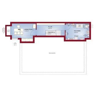 Virtuelle Besichtigung Architektur – Innovation – Nachhaltigkeit – Komfort. Concept-M Wuppertal verbindet dies zu einem perfekten Wohnerlebnis! Moderne und klare Architektur sowie raffinierte Details Innen und Außen machen das großzügig konzipierte Designer-Haus zu etwas nahezu Einzigartigem. Als zukunftsweisendes Smart-City Plus-Energie-Haus produziert es mehr Energie als es verbraucht und generiert so Strom für ein Elektro-Auto. Gleichzeitig setzt es als Effizienzhaus 40 Maßstäbe bei…