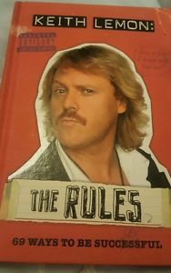 Funny-Keith-Lemon-Book-The-Rules-Gift-for-Men