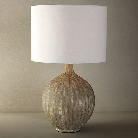 12 best ninewells table lamps images on pinterest john lewis john lewis ebony table lamp large aloadofball Gallery