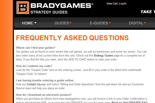 1402548890862 30-bradygames-video-game-guides-faq-support-website