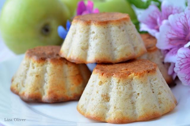 MY FOOD или проверено Лизой: Домашнее яблочное пюре и кексы с ним
