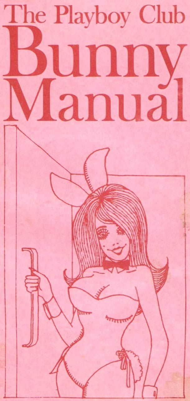 Playboy Bunny Manual, 1968