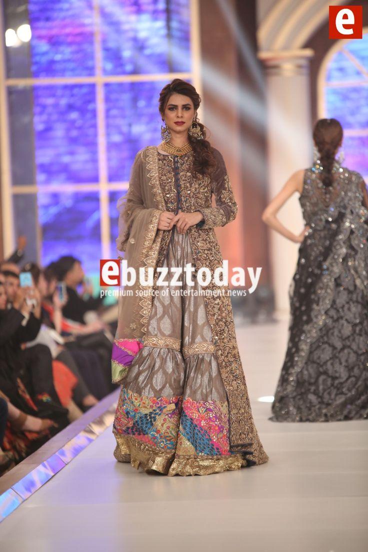 Honey-Waqar-Telenor-bridal-courute-week-2015-ebuzztoday (46)