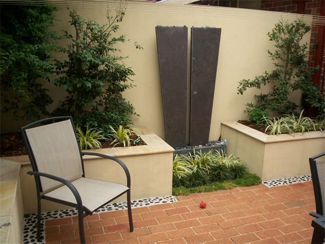 Small Courtyard Design Ideas   Google Search