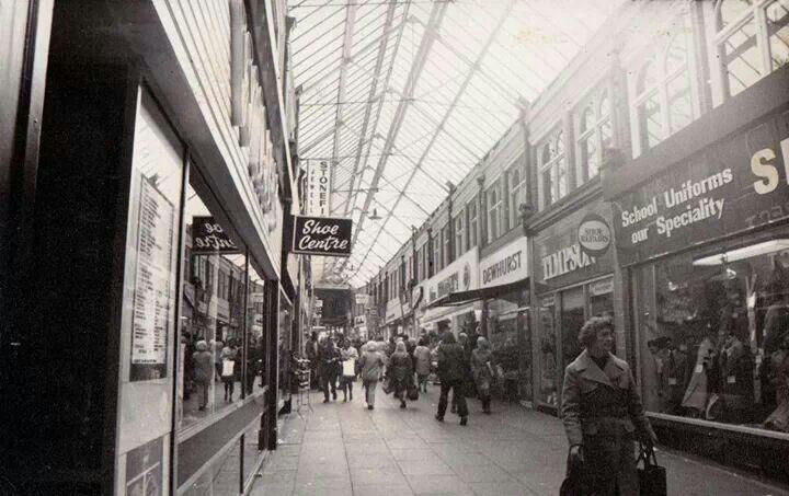 Makinson Arcade Wigan