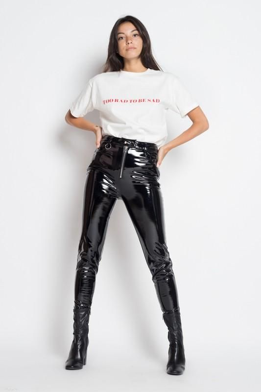 Patent My Leather Pants