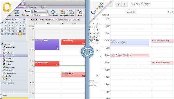 How To Sync Outlook For Mac Calendar With Google Calendar Sync