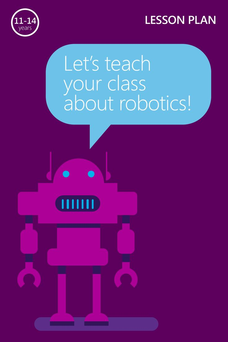 In this lesson plan, your students will discover what types of skills robotics can teach them and how robots are used in today's world through an interactive web-based activity. #MSFTEDU
