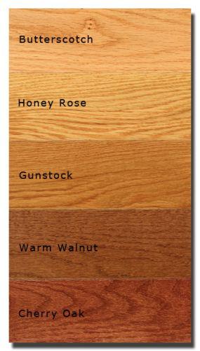 "4 1/4"" x 3/4"" Red Oak Butterscotch Solid Hardwood Flooring - Red ..."