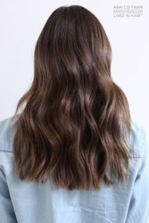 Mulher de cabelo sem corte – a tendência de corte para 2018