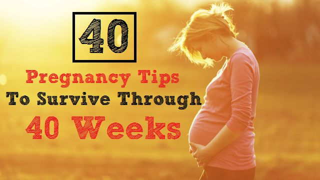 40 Pregnancy Tips To Survive Through Those 40 Weeks http://www.momvelous.com/40-pregnancy-tips-to-survive-through-those-40-weeks #pregnancy #tips #baby