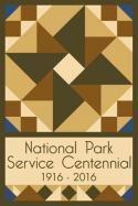 National Park Service Centennial Quilt Block 5