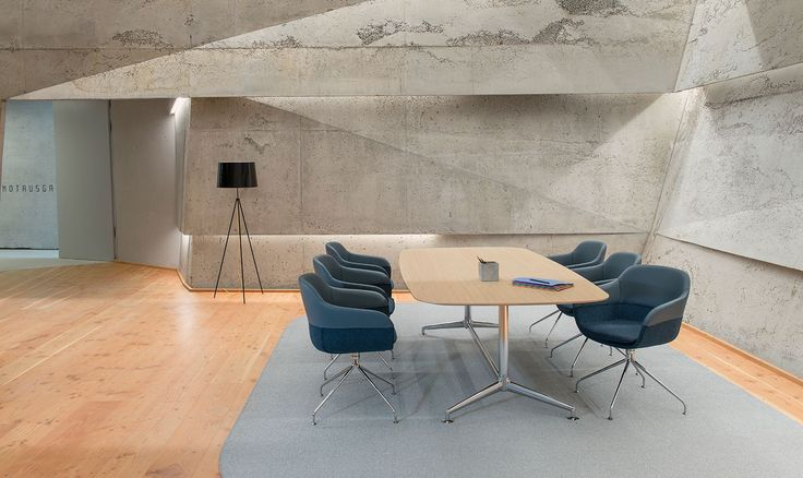 Zenith Interiors: Crona Bar Stool - Column Base