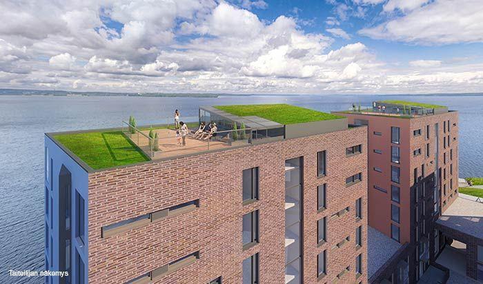 Asunto Oy Tampereen Näsinkeula – YIT Koti